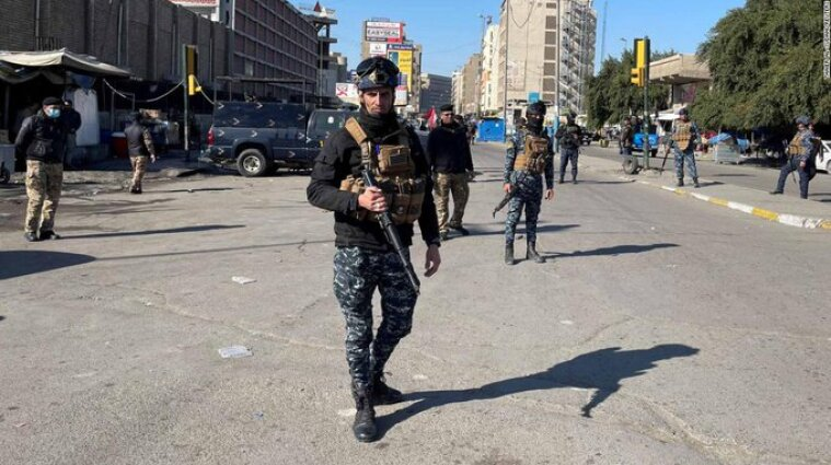 Підрив смертників у Багдаді: понад 25 загиблих та 70 поранених