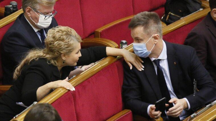 Ексголова СБУ Наливайченко рассказал, почему пошел на выборы с Тимошенко