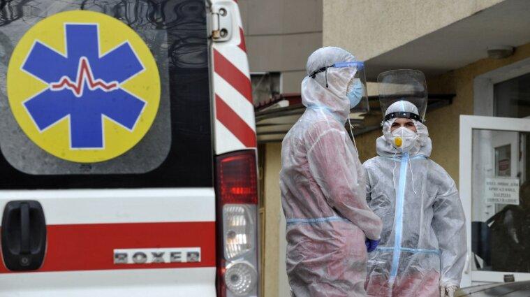 В Украине более 1600 новых больных коронавирусом