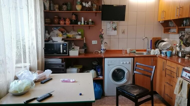 В Ровенской области мать ударила сына ножом в грудь, пока тот спал