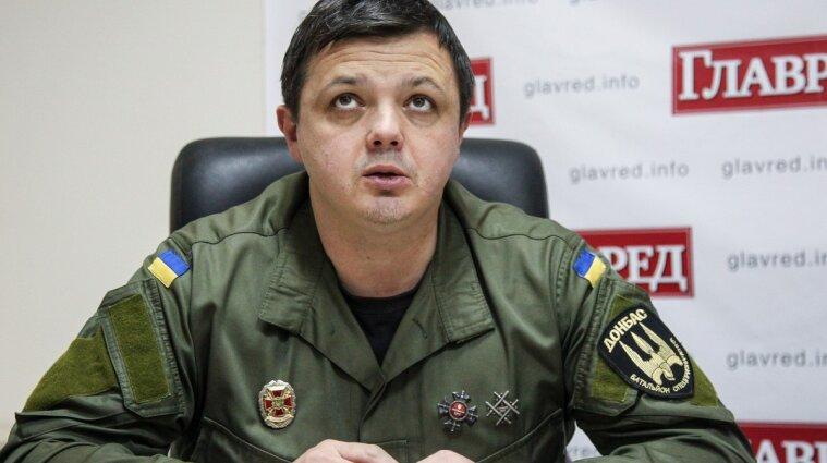 Дело незаконной ЧВК: Семенченко отправили под стражу без внесения залога