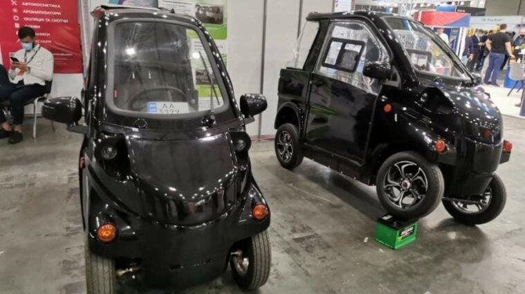 В Києві представили два електромобілі Konyk і Volykукраїнського виробництва - фото