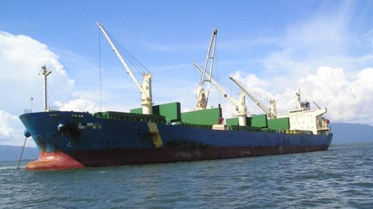 В Україні вперше затримали підозрюваного у морському піратстві