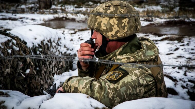 Неподалік Водяного підірвався автомобіль з дев`ятьма українськими військовими