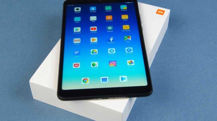 Xiaomi представила новый планшет Pad 5 - его особенности