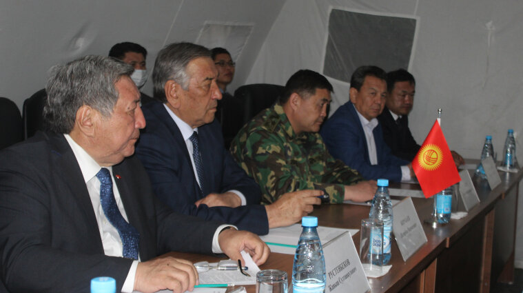 Кыргызстан и Таджикистан договорились о демаркации общей границы