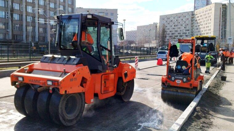 На Троещине в Киеве частично ограничат движение в месяц