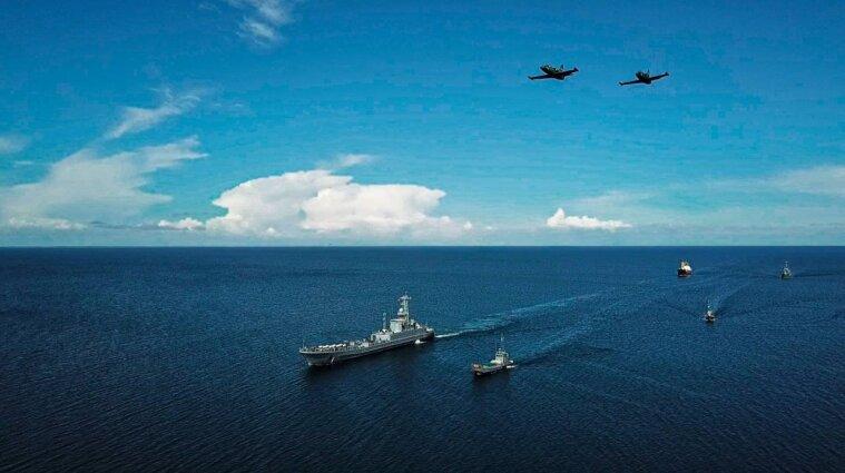 Военно-морской парад в Одессе ко Дню Независимости: когда и где смотреть онлайн