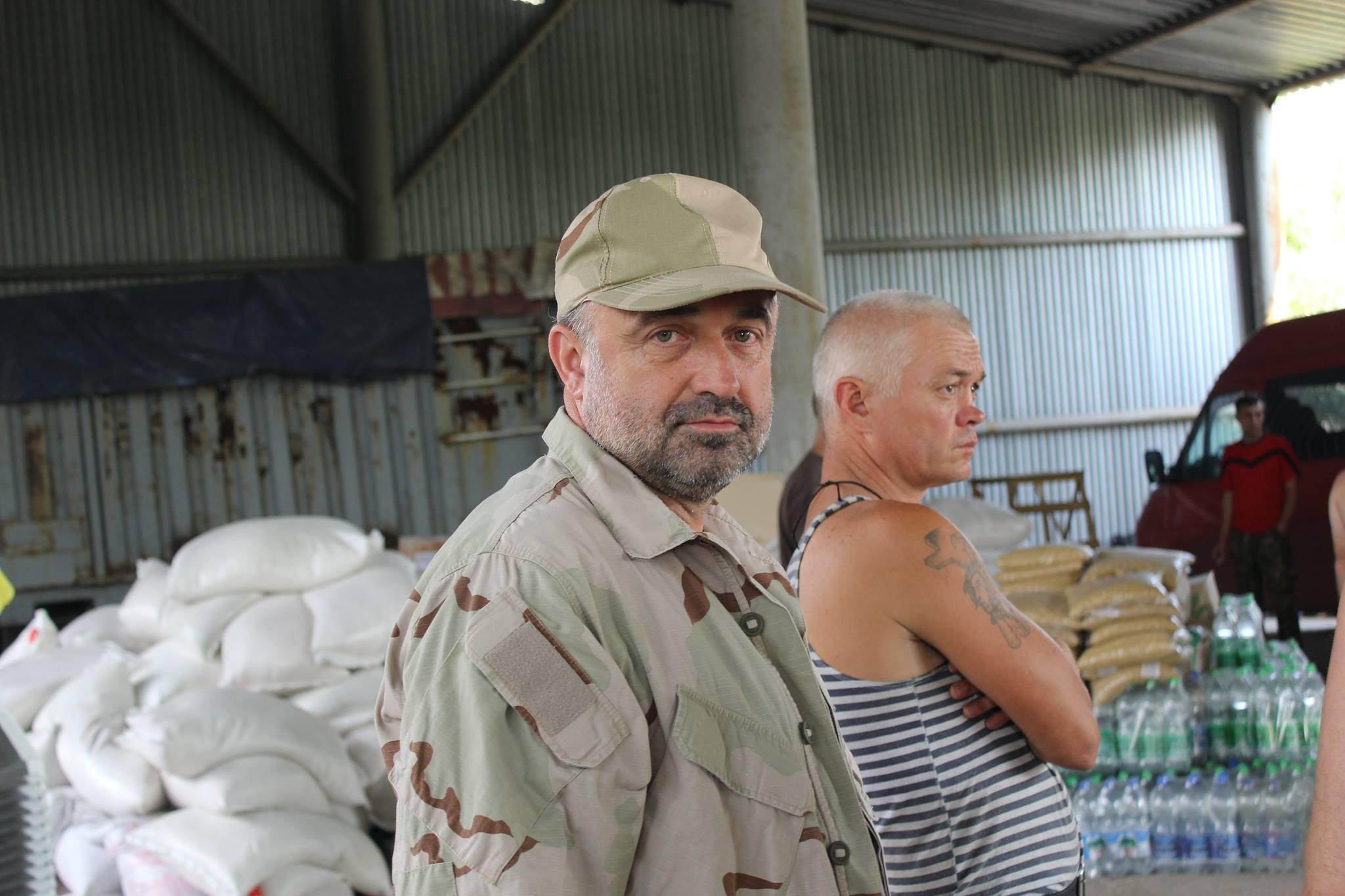 Лопушанський Андрій (фото: фейсбук)