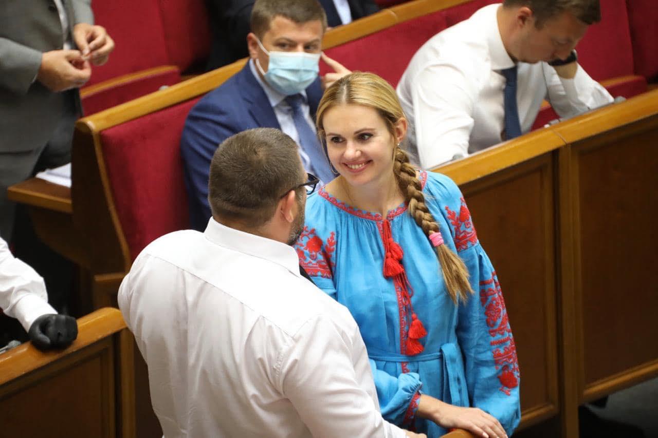 Анна Скороход (фото: фейсбук)