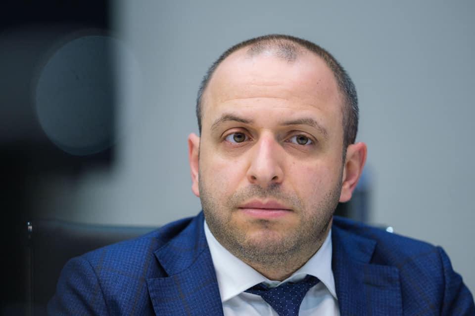 Рустам Умеров (фото: фейсбук)