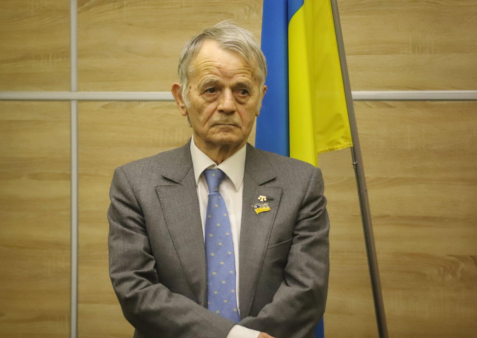 Джемілєв Мустафа (фото: Фейсбук)