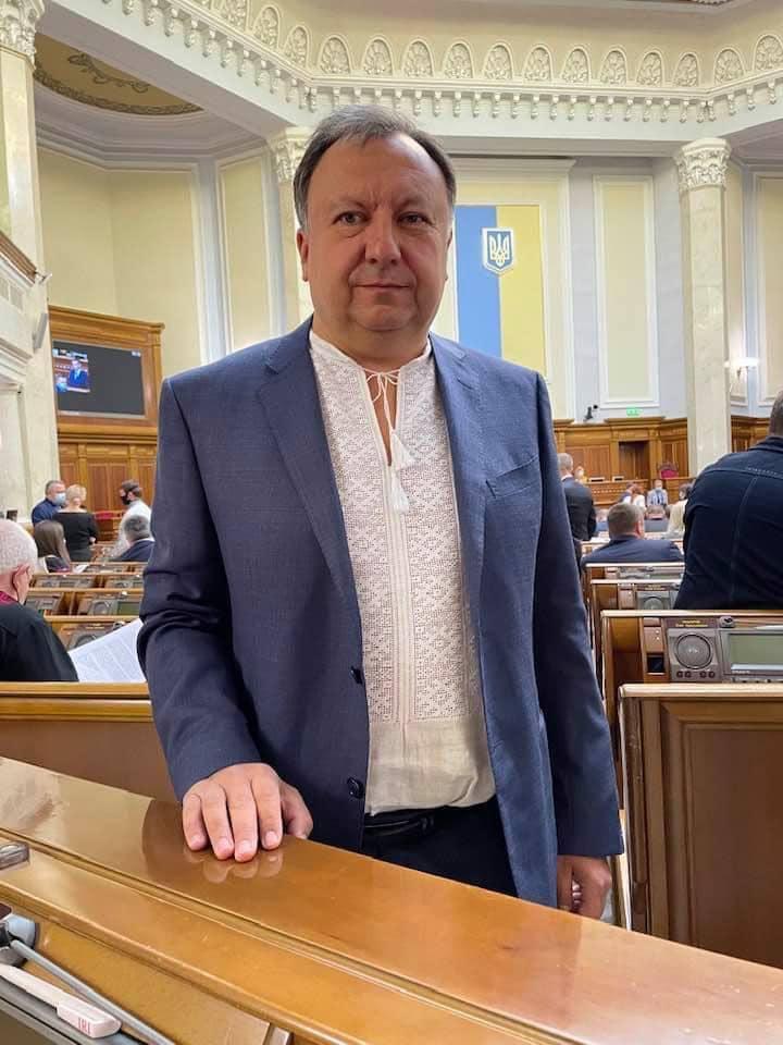 Микола Княжицький (фото: фейсбук)