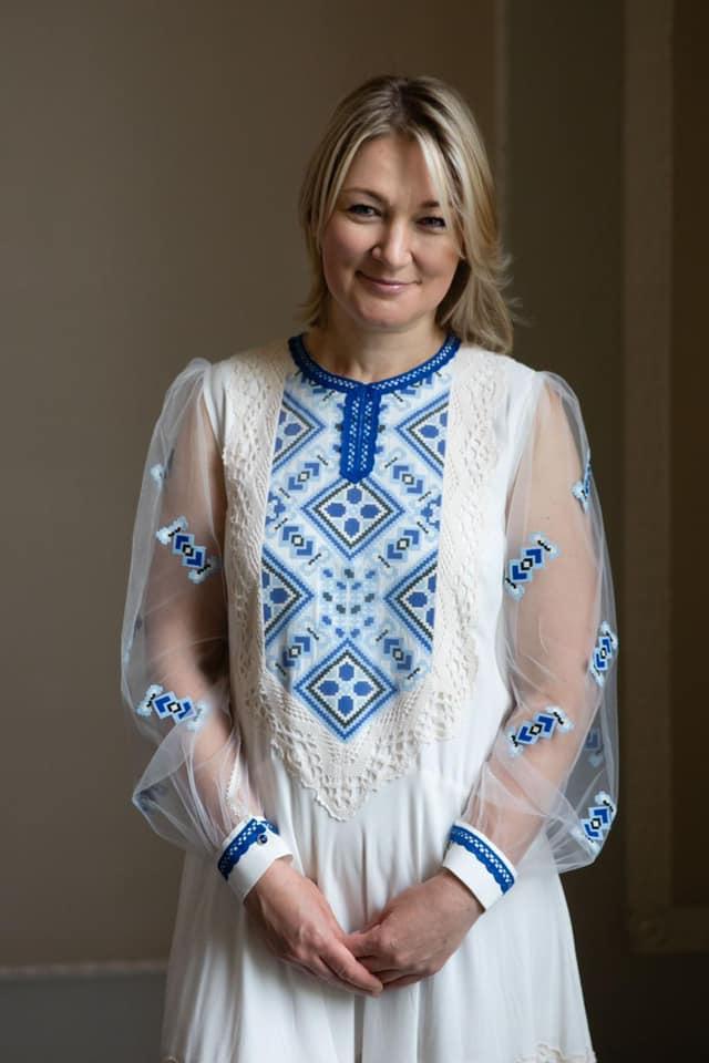 Марія Іонова (фото: фейсбук)