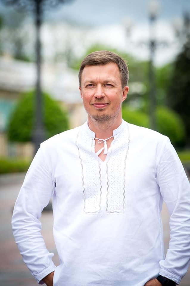 Андрей Николаенко (фото: фейсбук)