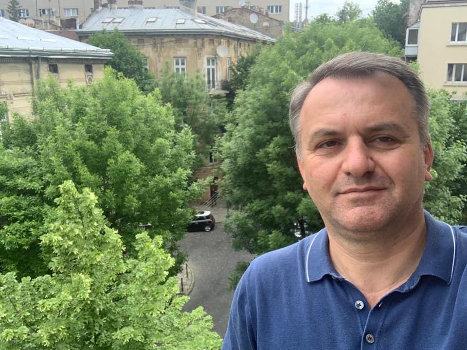 Олег Синютка (фото: фейсбук)