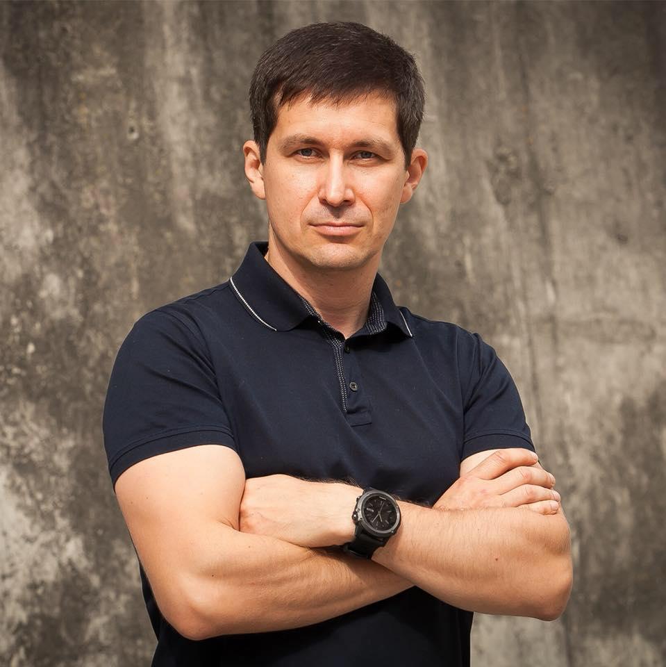 Бабенко Николай (фото: фейсбук)