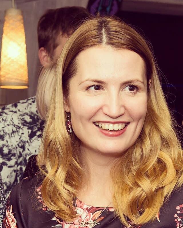 Ольга Стефанишина (фото: фейсбук)