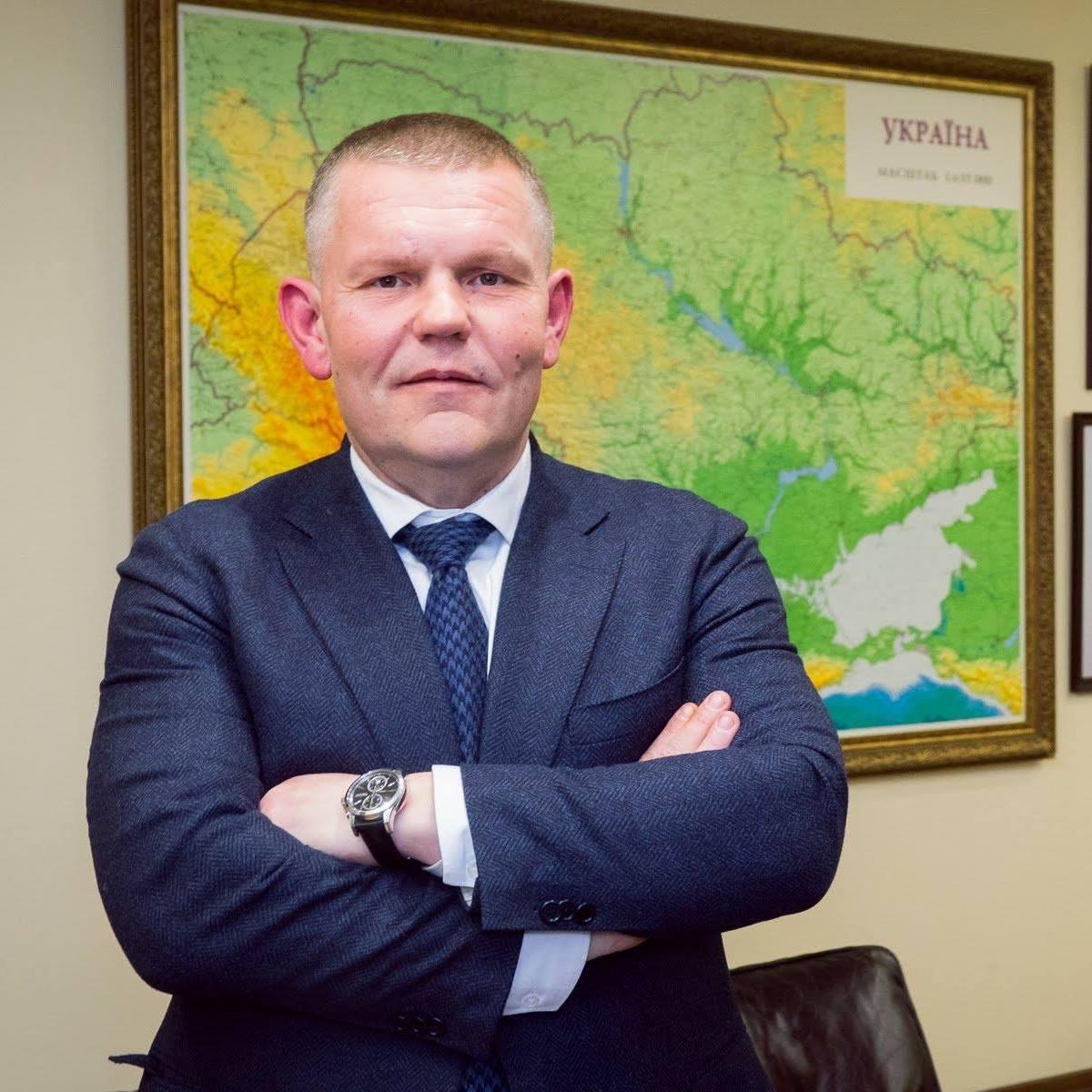 Валерий Давыденко (фото: фейсбук)
