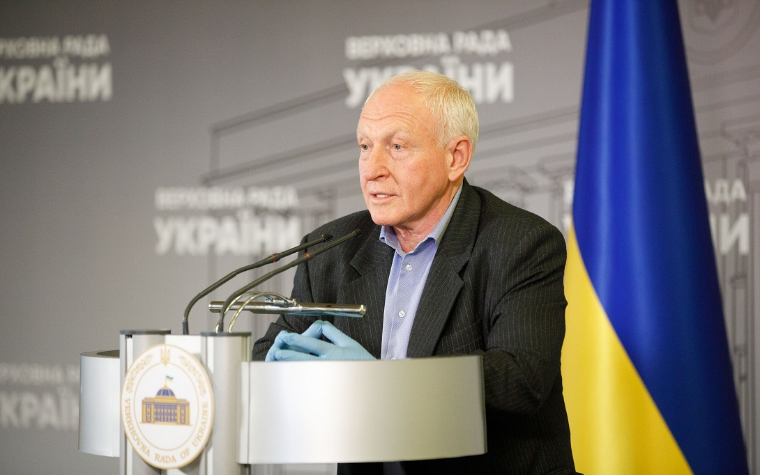 Макаренко Михайло (фото: сайт ОПЗЖ)