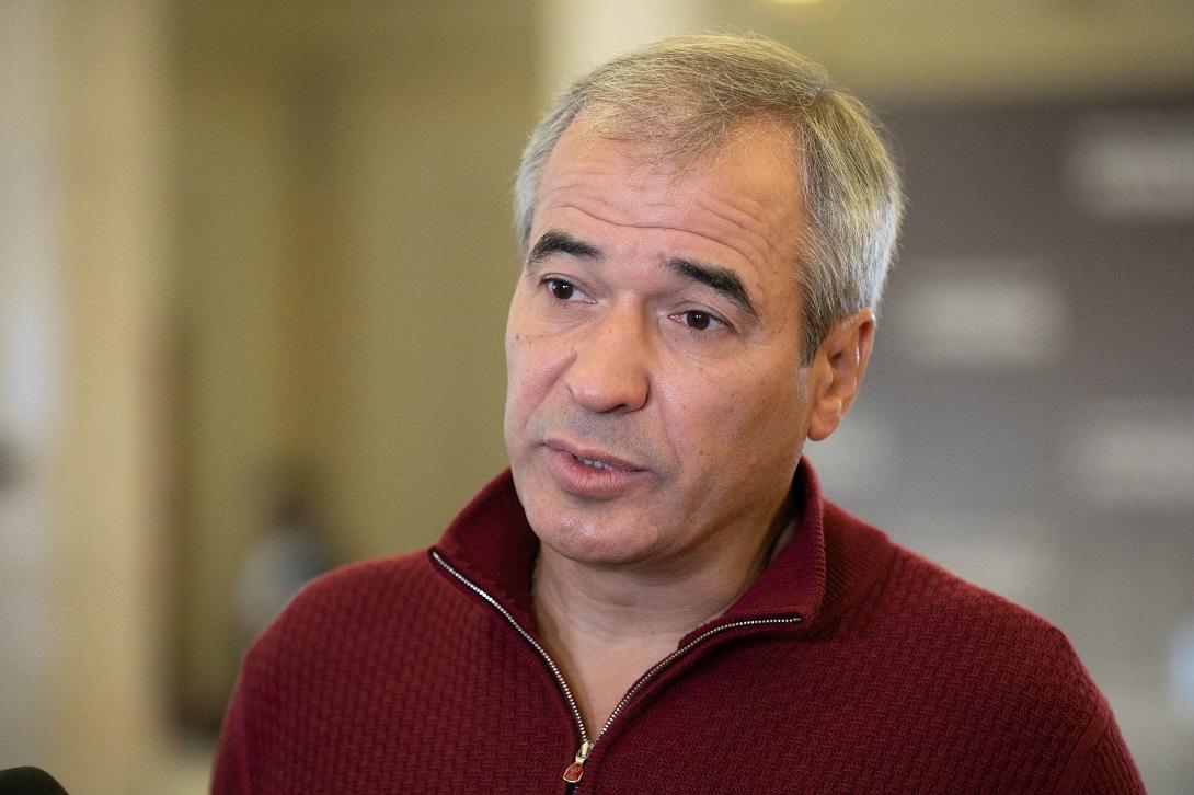 Володимир Кальцев (фото: сайт ОПЗЖ)