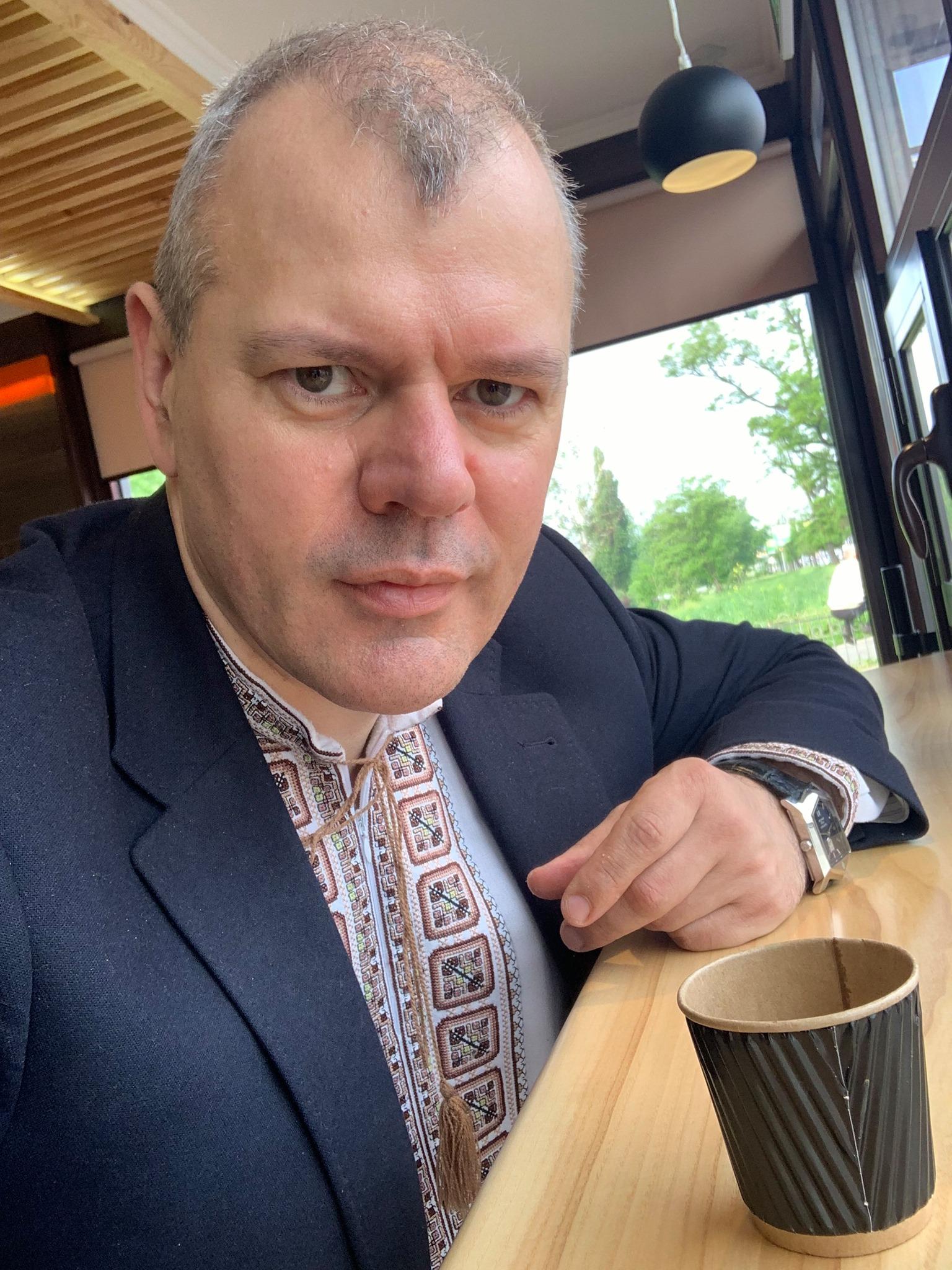 Микола Величкович (фото: фейсбук)