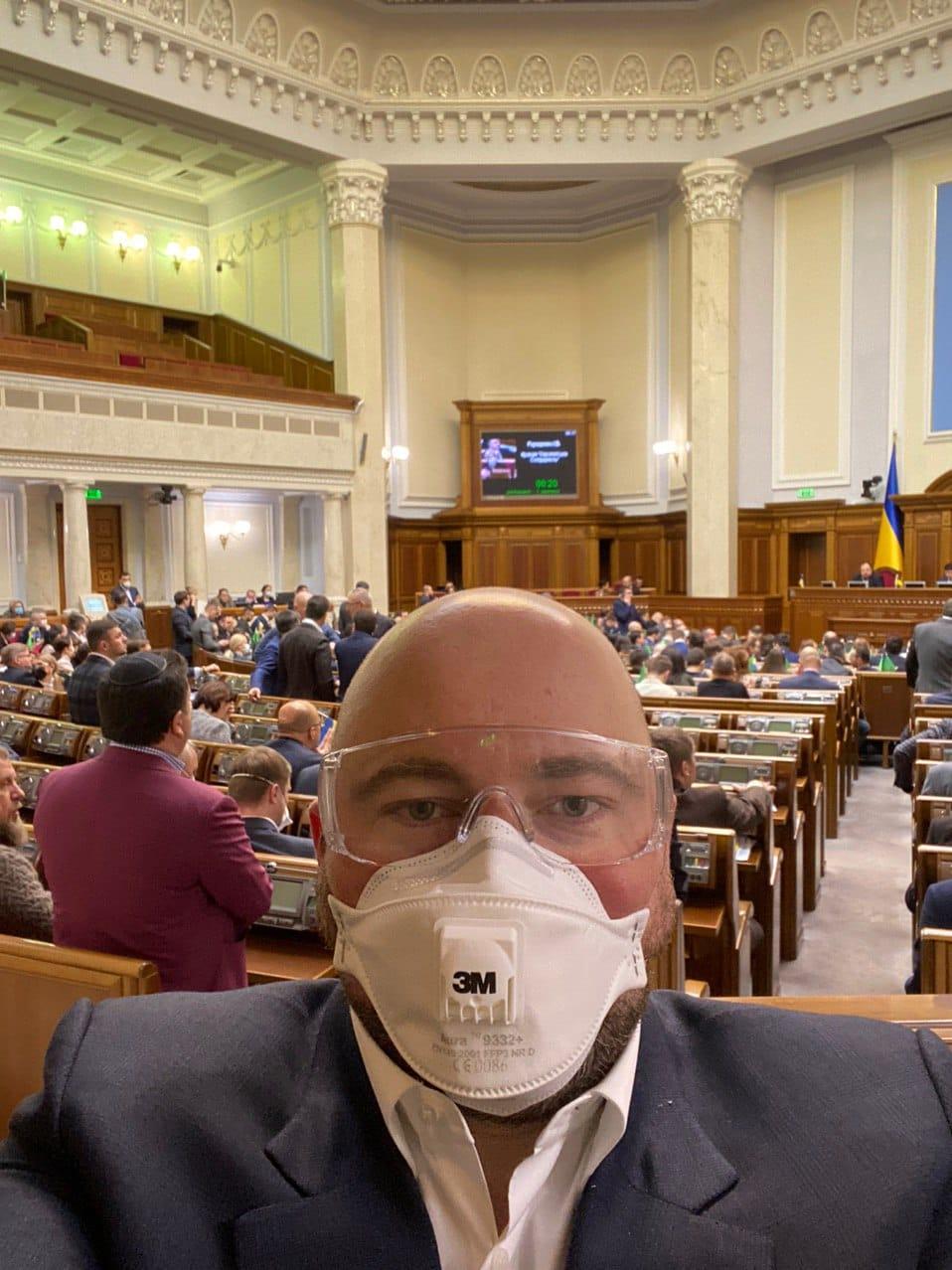 Вадим Столар (фото: фейсбук)