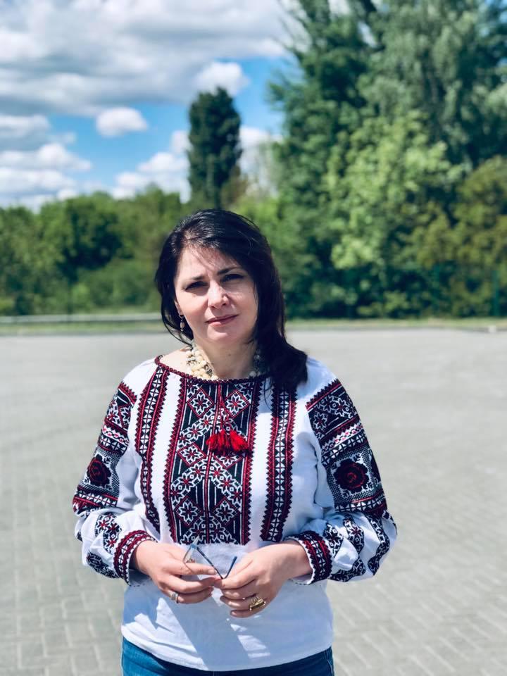 Ирина Фриз (фото: фейсбук)