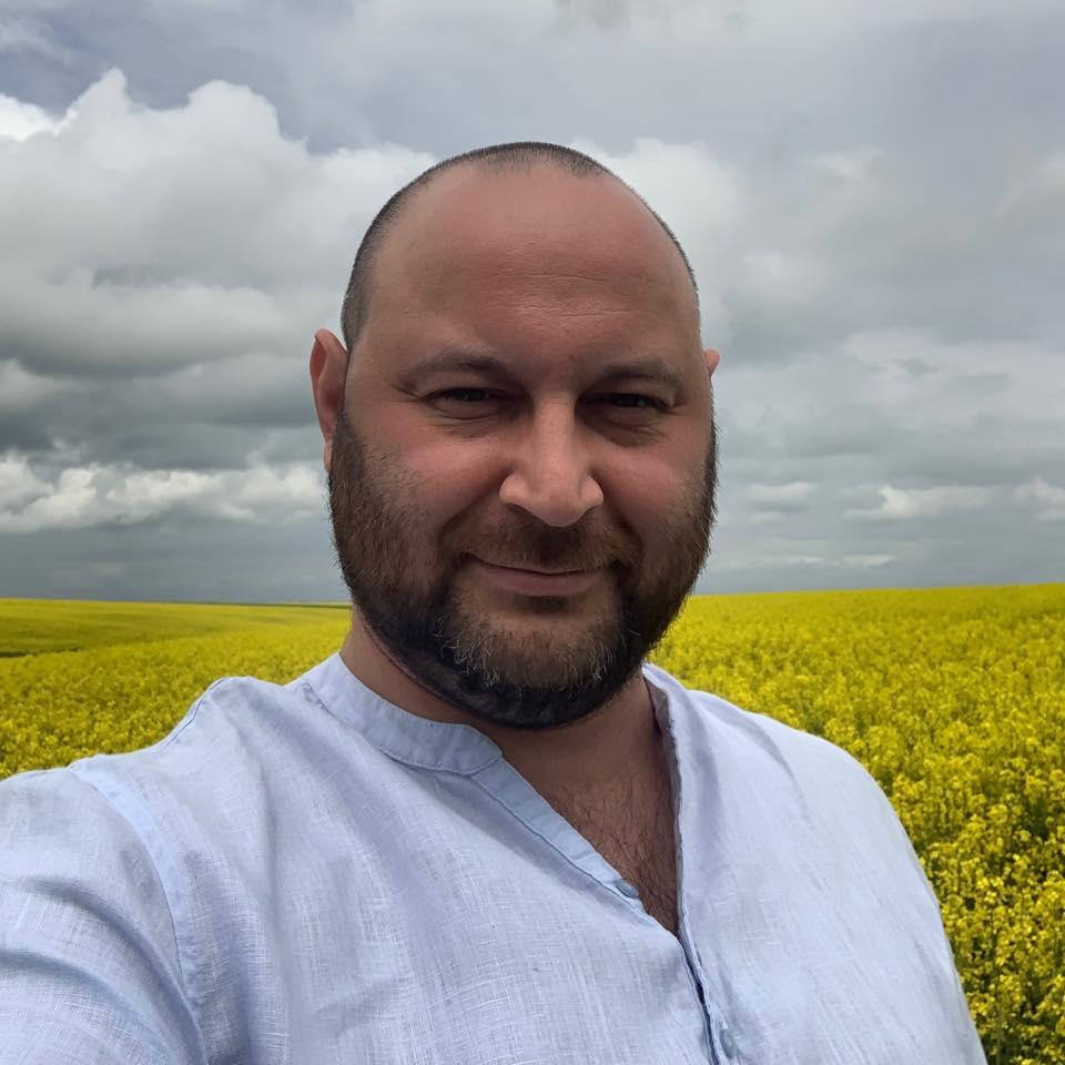 Ігор Негулевський (фото: фейсбук)