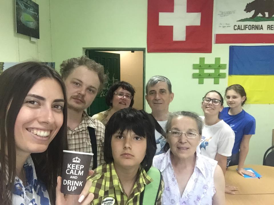 Марія Мезенцева в АКЦентр