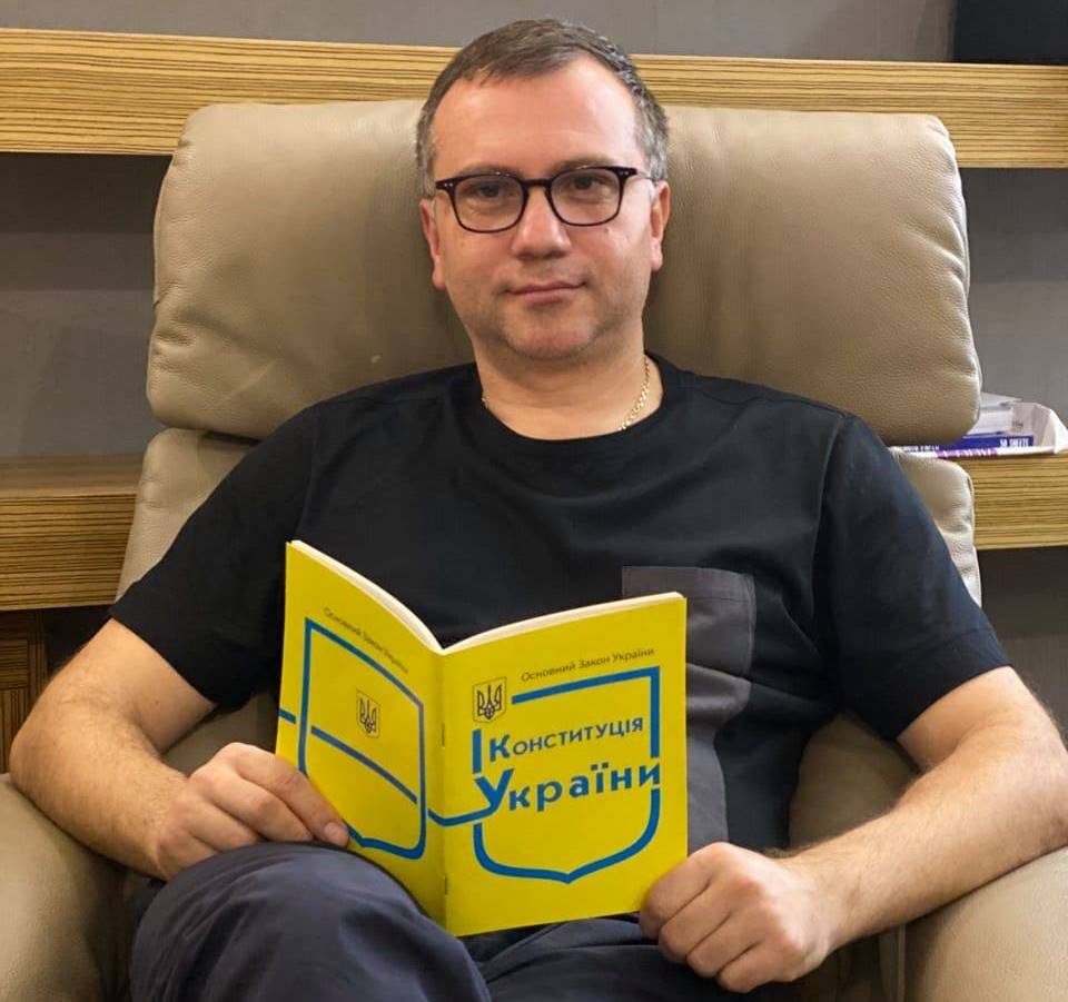 Павел Вовк