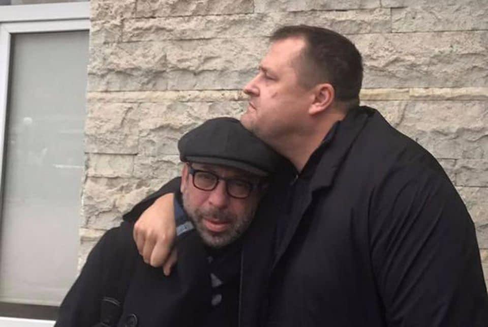 Борис Филатов и Геннадий Корбан