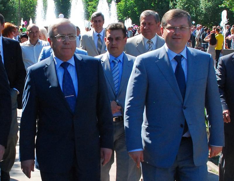 Юрій та Олександр Вілкули