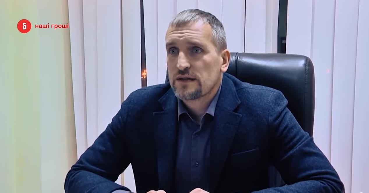 Дмитро Колесник, чоловік генпрокурорки Ірини Венедіктової