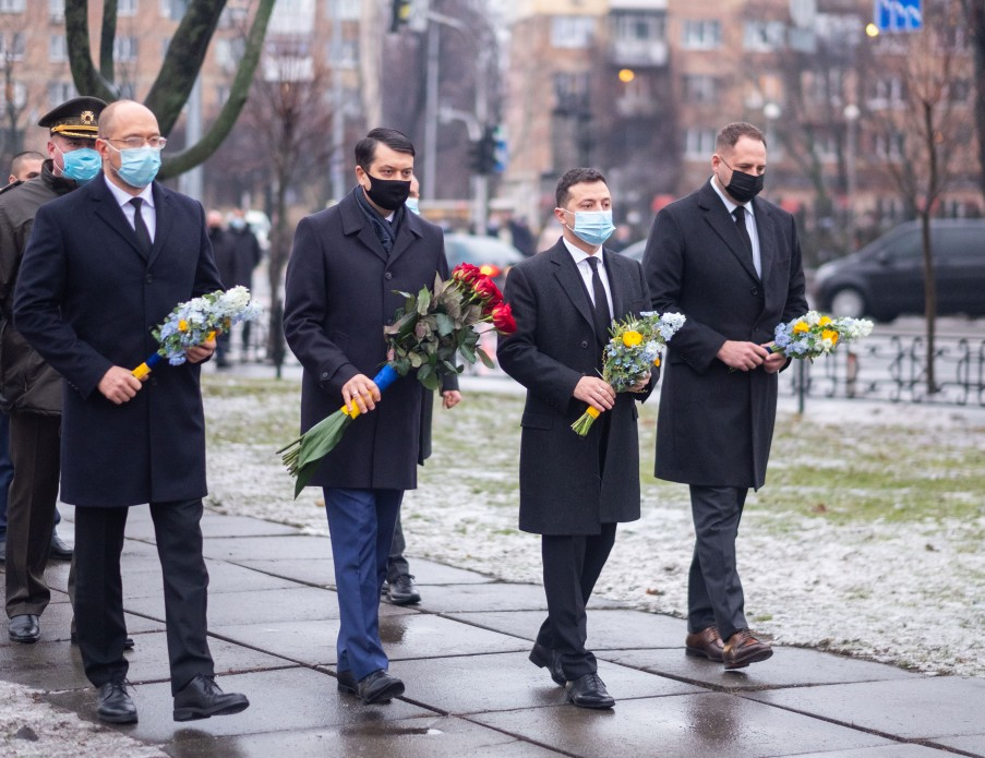 Вшанування ліквідаторів аварії на Чорнобильській АЕС
