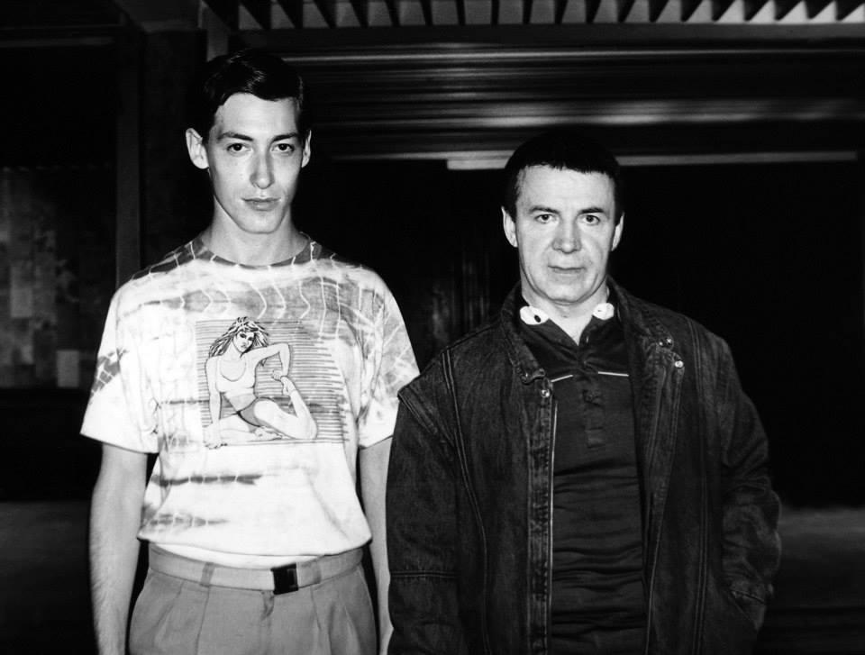 Дмитрий Гордон с Анатолием Кашпировским