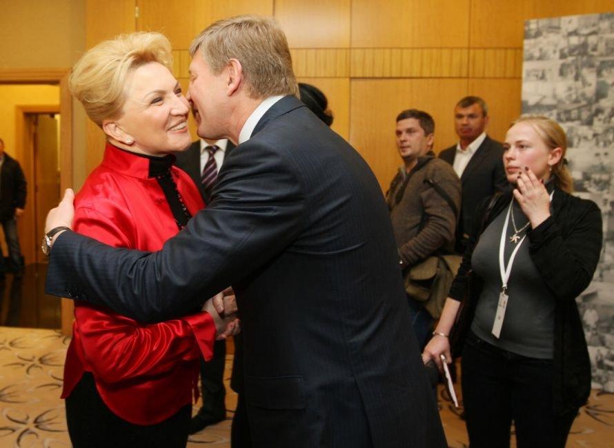 Раиса Богатырева и Ринат Ахметов