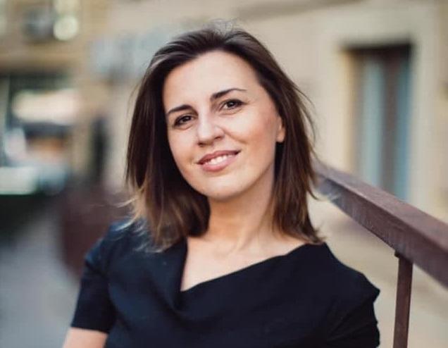 Ольга Глущенко (Смаль)