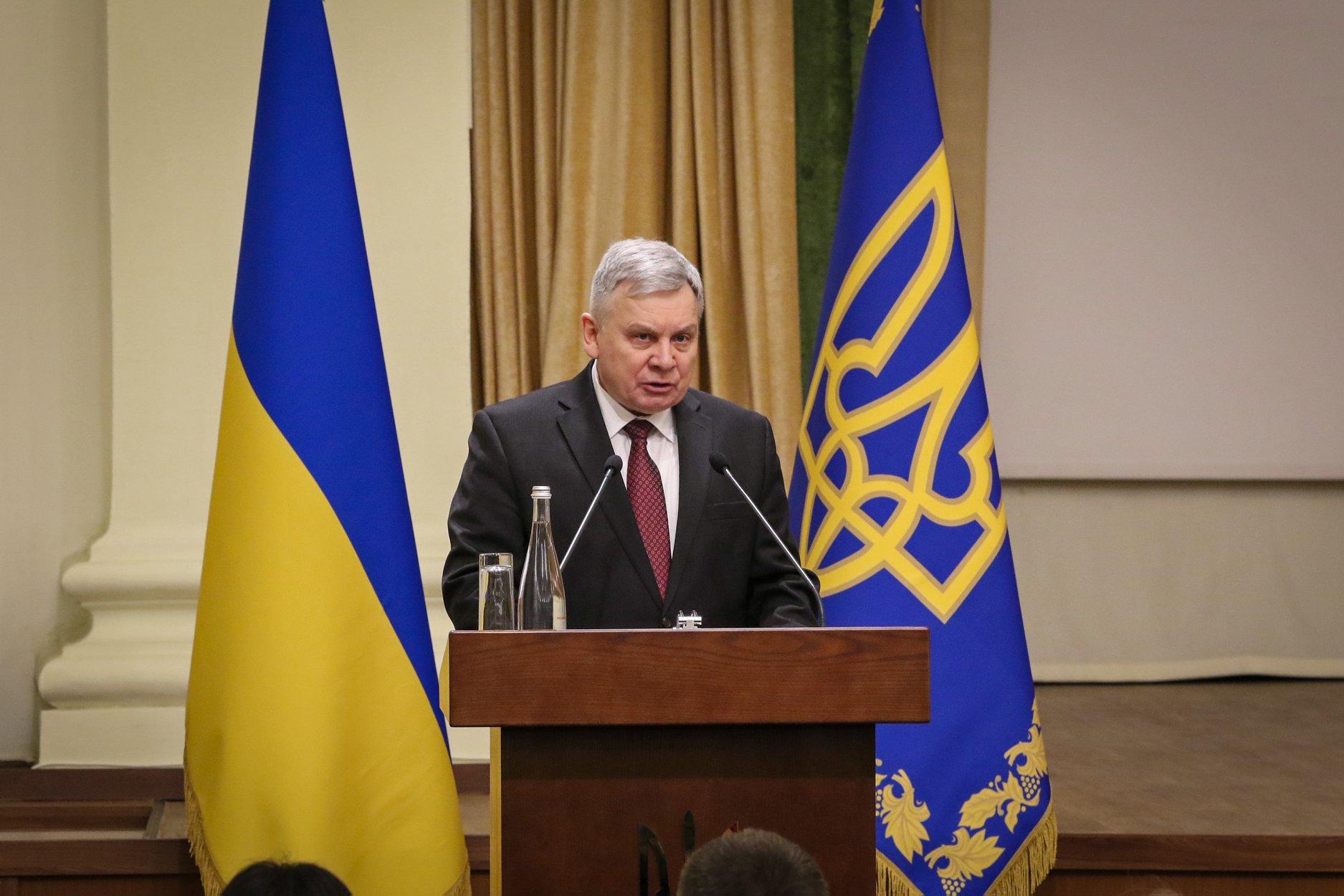 Андрій Таран (фото фб Міністерства оборони)