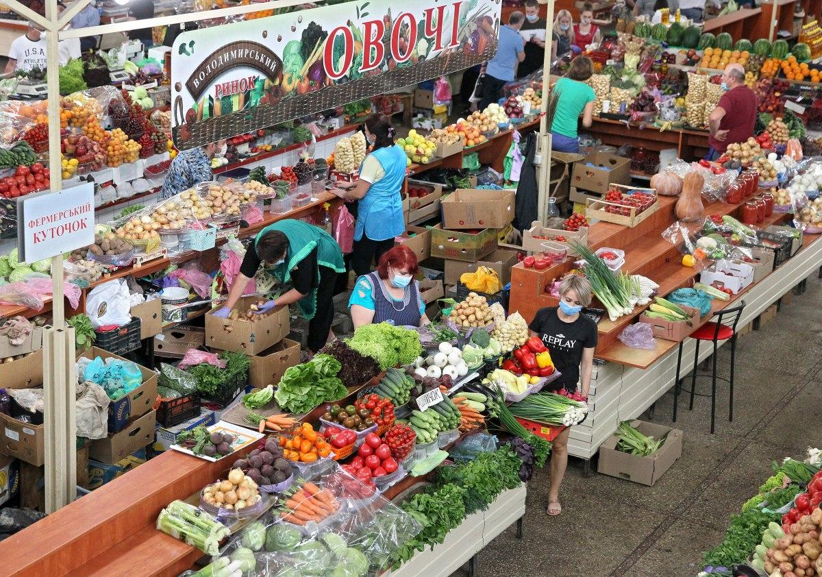 Продукти, ринок