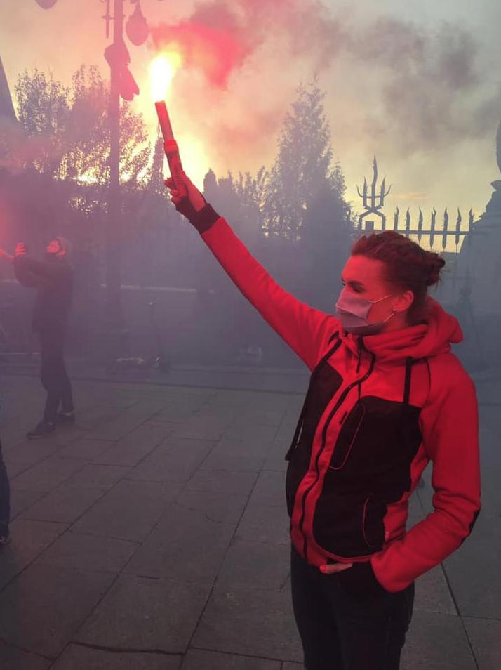 Соломія Бобровська (фото: фейсбук)