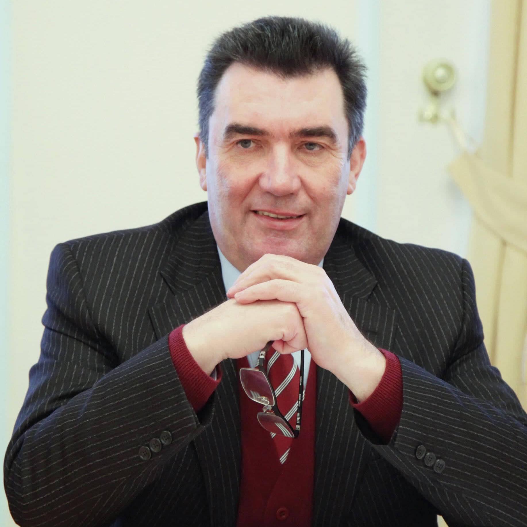 Олексій Данілов (фото: фейсбук)