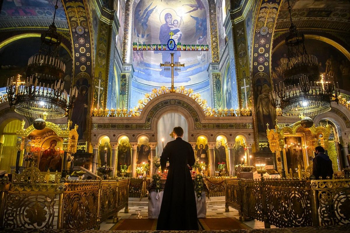 Богослужение, церковь