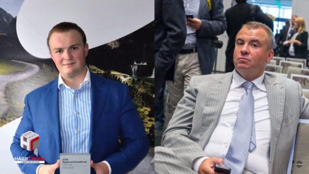 Олег и ИгорьГладковские