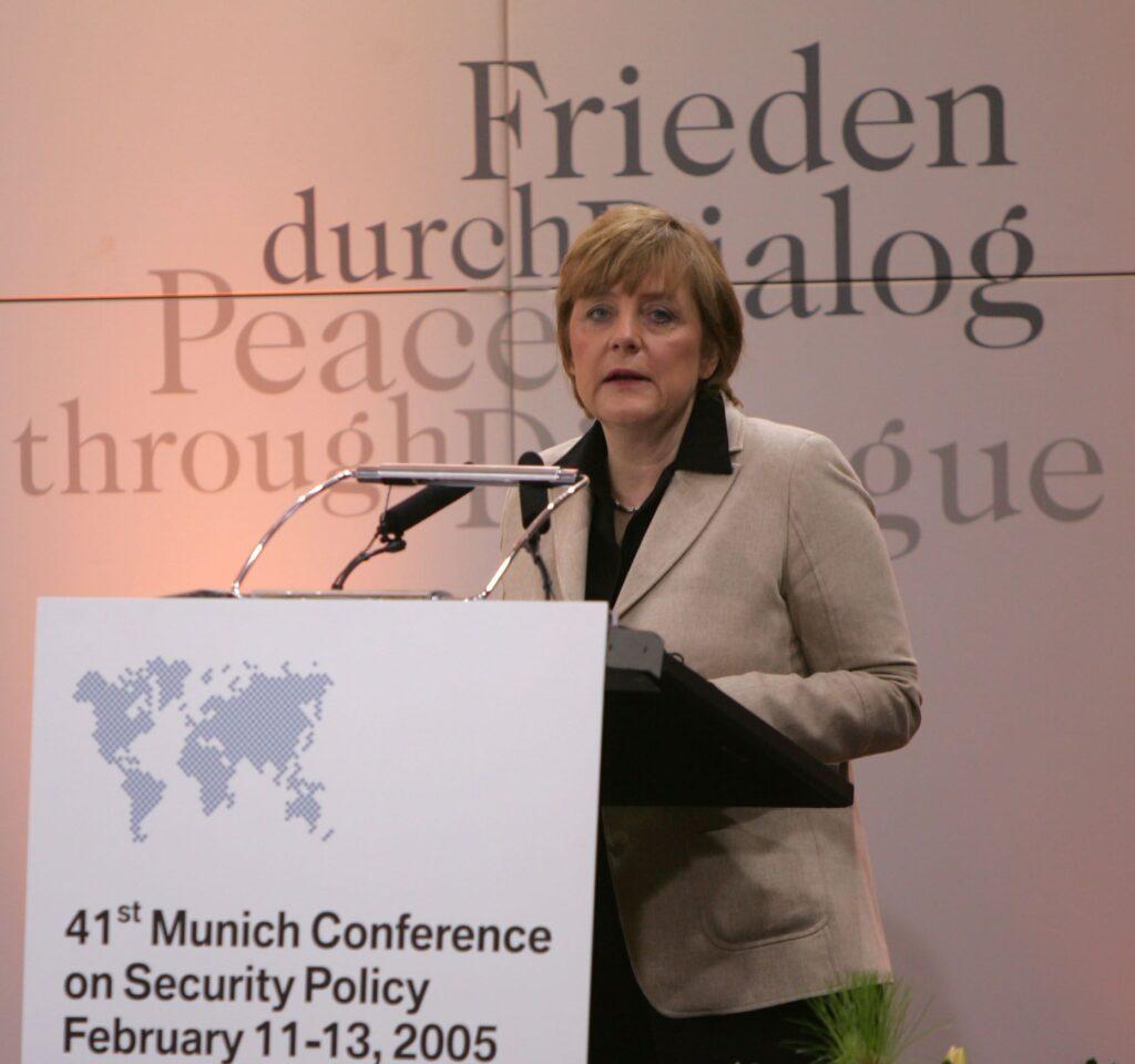 Анжела Меркель