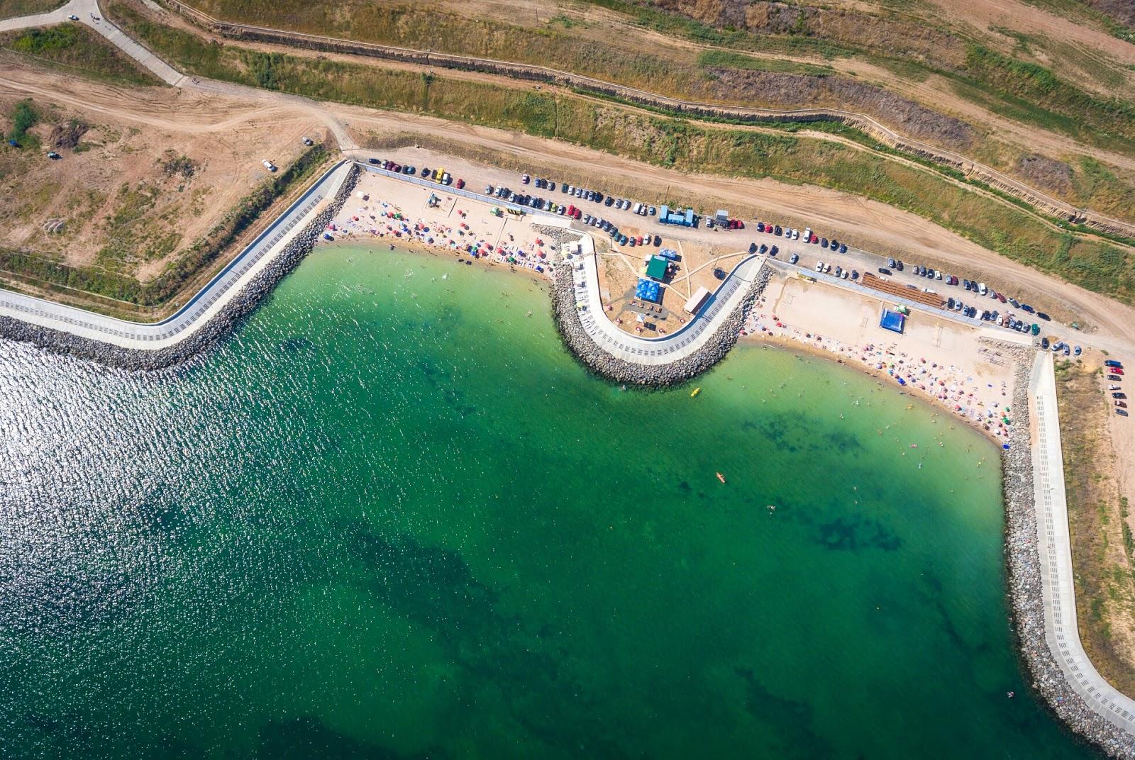 Пляжний комплекс Занзібар у Фонтанці