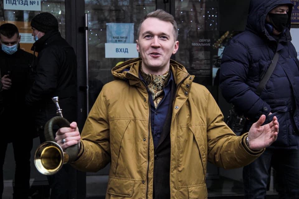 Юрій Гудименко (фото: фейсбук)