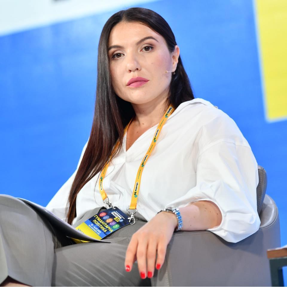 Роза Тапанова (фото: фейсбук)