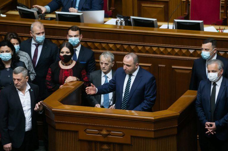 "Депутаты ""Крмыской платформы"""