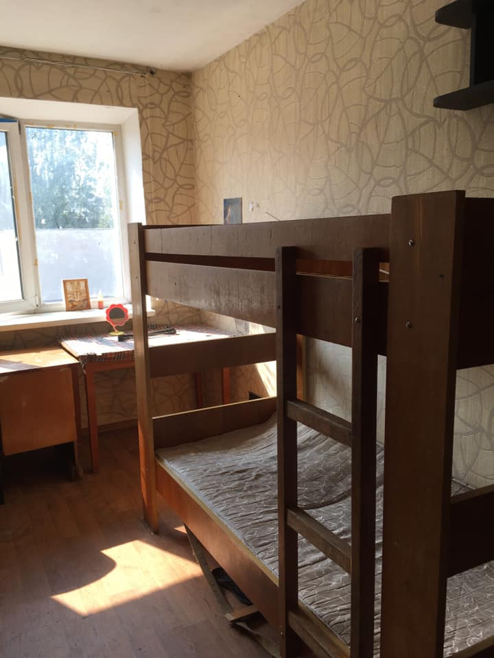 Общежитие в Украине
